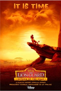 The Lion Guard : Return of the Roar 2015