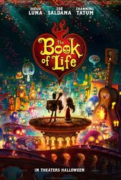 The Book of Life - Cartea vietii 2014